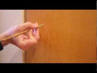 ドアにキズが…. リペアなら修復できます!木製扉・ドアのキズを補修する方法