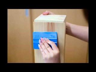 単板は単板でも「単板シール」を貼る方法