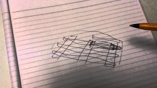 床鳴りを直す前に・・・構造解説をしている動画